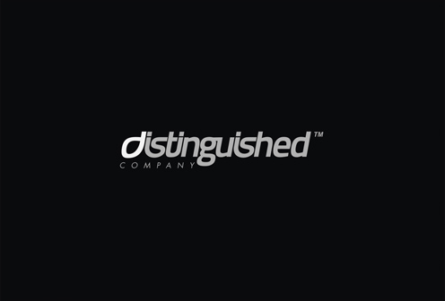 Distinguished - Logo