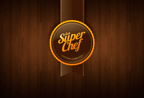 Las Super Chef - Logo